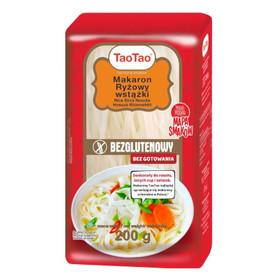 Tao Tao Makaron ryżowy wstążki 200 g