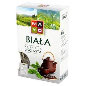 Mayo Herbata liściasta biała 50 g