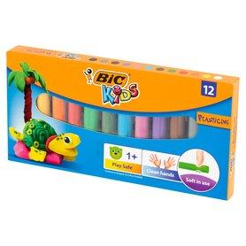 BiC Kids Plastelina 12 kolorów