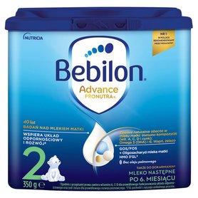 Bebilon 2 Pronutra-Advance Mleko następne po 6. miesiącu 350 g