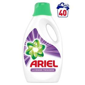 Ariel Lawenda Płyn do prania, 2.2l, 40 prań