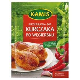 Kamis Przyprawa do kurczaka po węgiersku Mieszanka przyprawowa 25 g