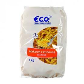 €.C.O.+  Makaron z kurkumą świderek 1kg