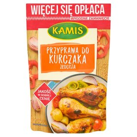 Kamis Przyprawa do kurczaka złocista 75 g