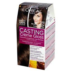 L'Oreal Paris Casting Creme Gloss Farba do włosów 513 mroźne trufle