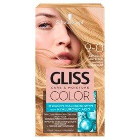 Schwarzkopf Gliss Color Farba do włosów naturalny jasny blond 9-0