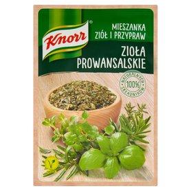 Knorr Mieszanka ziół i przypraw zioła prowansalskie 10 g