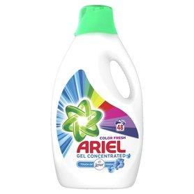 Ariel Touch of Lenor Color Płyn do prania, 2.64L, 48 prań