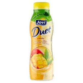 Jovi Duet Smaki Herbaty Napój jogurtowy o smaku mango-biała herbata 350 g