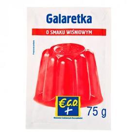 €.C.O.+ galaretka o smaku wiśniowym 75g