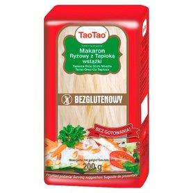 Tao Tao Makaron ryżowy z tapioką wstążki 200 g