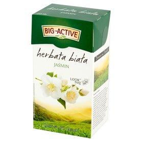 Big-Active Herbata biała jaśmin 30 g (20 x 1,5 g)