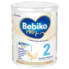 Bebiko Pro+ 2 Mleko następne dla niemowląt powyżej 6. miesiąca życia 700 g