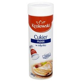 Cukier Królewski Cukier puder w młynku 250 g