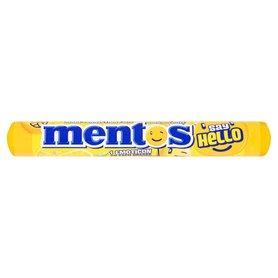 Mentos Lemonade Cukierki do żucia 37,5 g