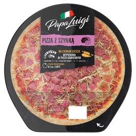 Papa Luigi Pizza z szynką 400 g