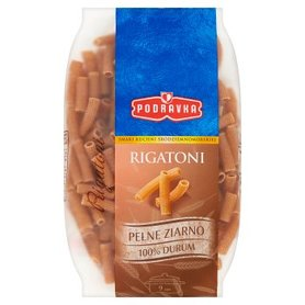 Podravka Smaki kuchni śródziemnomorskiej Rigatoni Makaron 400 g