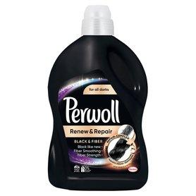 Perwoll Renew & Repair Black & Fiber Płynny środek do prania 2,7 l (45 prań)