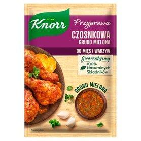Knorr Przyprawa czosnkowa grubo mielona 20 g