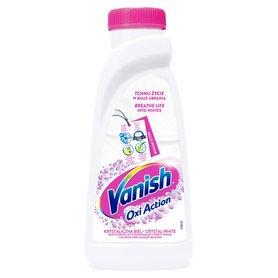 Vanish Oxi Action Odplamiacz do białych tkanin w płynie 500 ml