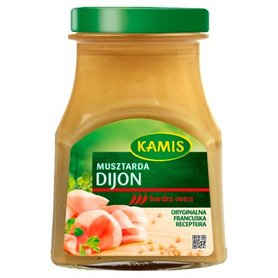 Kamis Musztarda Dijon 185 g