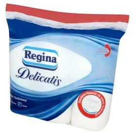 Regina Delicatis Papier Toaletowy 4 warstwy 9 rolek