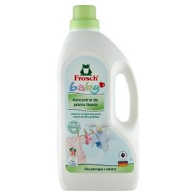 Frosch Baby Koncentrat do prania tkanin 1,5 l (22 prania)