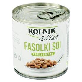 Rolnik Vital Fasolki soi konserwowe 150 g