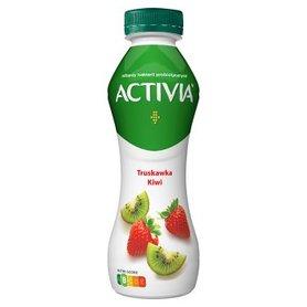 Activia Jogurt truskawka kiwi 300 g