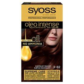 Syoss Oleo Intense Farba do włosów subtelny mahoń 3-82