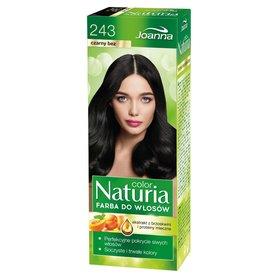 Joanna Naturia color Farba do włosów czarny bez 243