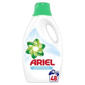 Ariel Sensitive Płyn doprania, 2.64l, 48 prań