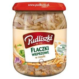 Pudliszki Flaczki wieprzowe w rosole 500 g