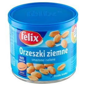 Felix Orzeszki ziemne smażone i solone 140 g