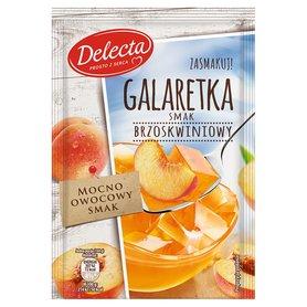 Delecta Galaretka smak brzoskwiniowy 75 g