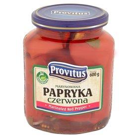 Provitus Marynowana papryka czerwona 600 g