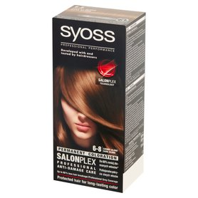 Syoss SalonPlex Farba do włosów ciemny blond 6-8