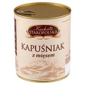 Kuchnia Staropolska Kapuśniak z mięsem 800 g