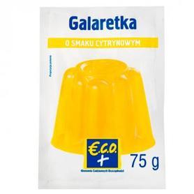 €.C.O.+ galaretka o smaku cytrynowym 75g