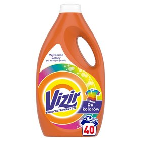 Vizir Color Płyn do prania do kolorów 2,2l, 40prań