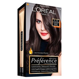 L'Oréal Paris Récital Préférence Farba do włosów 3.12 St Honoré
