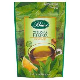 Bifix Zielona z cytryną Herbata liściasta 100 g