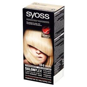 Syoss SalonPlex Farba do włosów Blond Los Angeles 10-5