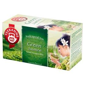 Teekanne World Special Teas Green Jasmine Herbata zielona o smaku jaśminowym 35 g (20 x 1,75 g)