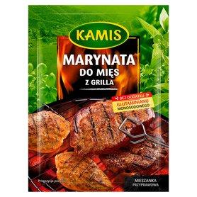 Kamis Marynata do mięs z grilla Mieszanka przyprawowa 25 g