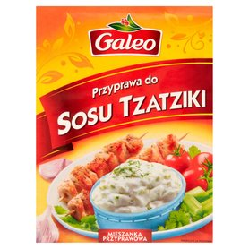Galeo Przyprawa do sosu tzatziki 20 g