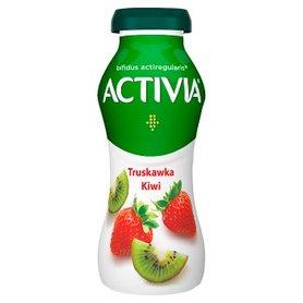 Activia Jogurt truskawka kiwi 195 g