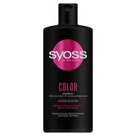 Syoss Color Szampon 440 ml