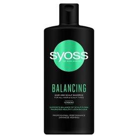 Syoss Balancing Szampon 440 ml