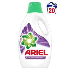 Ariel Lawenda Płyn do prania, 1.1l, 20 prań